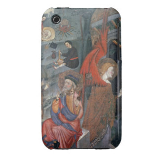The Annunciation with Shepherds Making Cheese in t iPhone 3 Case-Mate Cases