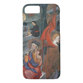The Annunciation with Shepherds Making Cheese in t iPhone 8/7 Case