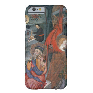The Annunciation with Shepherds Making Cheese in t iPhone 6 Case