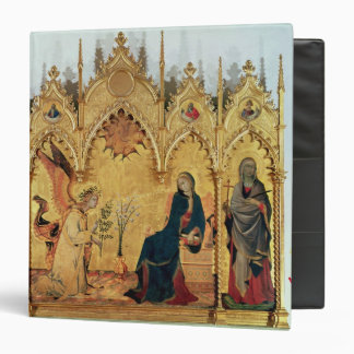 The Annunciation with St. Margaret and St. Binder