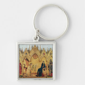 The Annunciation with St. Margaret and St. Keychain