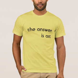 the answer is art T-Shirt