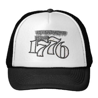The Answer to 1984 is 1776 Hats