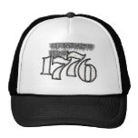 The Answer to 1984 is 1776 Trucker Hat