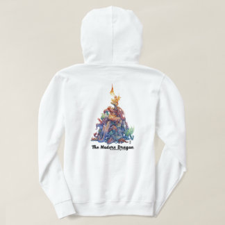 The Answer to the Question Hoodie