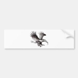 The Ant Eagle Bumper Sticker