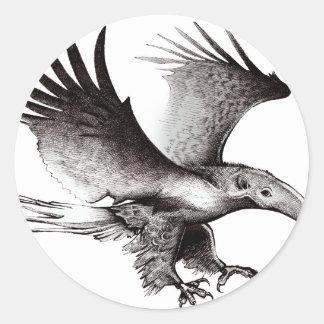 The Ant Eagle Sticker