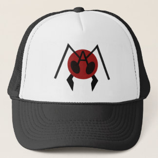 The Ant Emblem Trucker Hat
