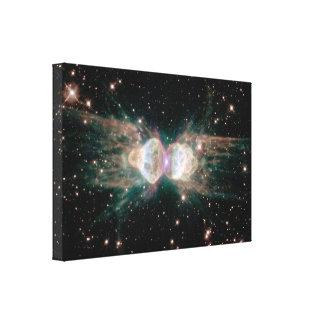 The Ant Nebula Canvas Print