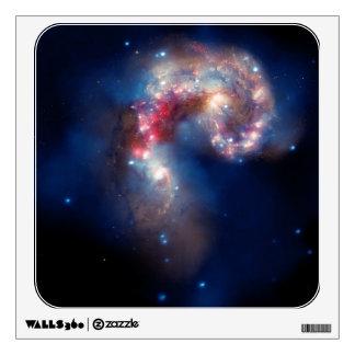 The Antannae Galaxies Wall Decal