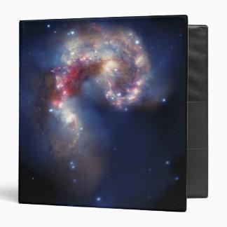 The Antennae Galaxies 3 Ring Binder