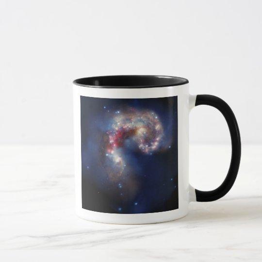 The Antennae Galaxies Mug