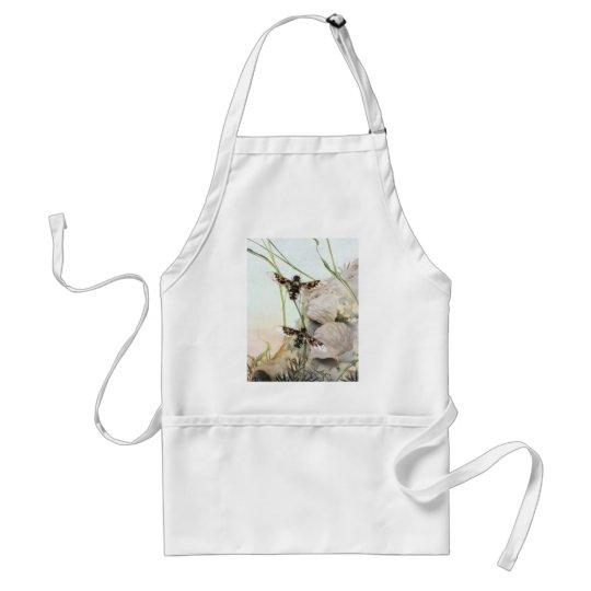 THE ANTHRAX FLY 2 ADULT APRON