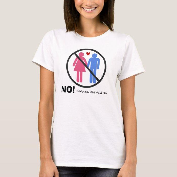 The Anti Boyfriend Shirt