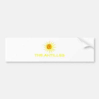 The Antilles Bumper Sticker