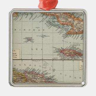 The Antilles Metal Ornament