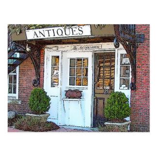 The Antiquarium, Portsmouth, NH  Postcard