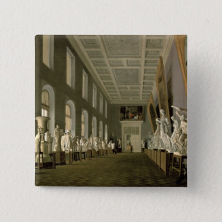 The Antiquities Gallery of Academy of Fine Pinback Button