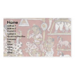 """The Ãœbertragung Of The Embryo """" By Westindischer Double-Sided Standard Business Cards (Pack Of 100)"""