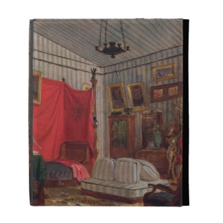 The Apartments of the Count of Mornay rue de Vern iPad Folio Cases