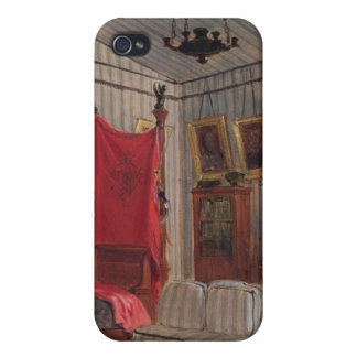 The Apartments of the Count of Mornay, rue de Vern Cover For iPhone 4