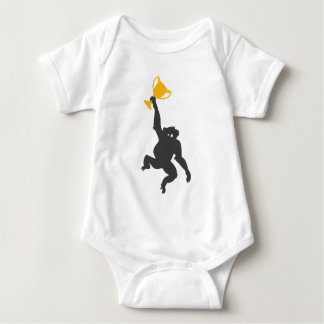 The Ape Baby Bodysuit