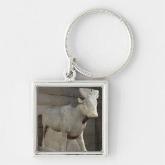 The Apis Bull, from the Serapeum, Memphis Keychain