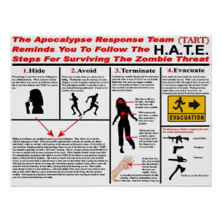 The Apocalypse Response Team Print