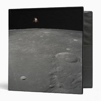The Apollo 12 lunar module Intrepid Vinyl Binders