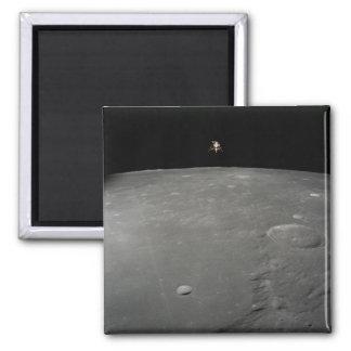 The Apollo 12 lunar module Intrepid Magnets