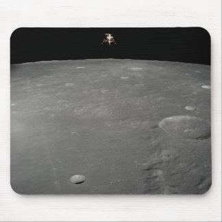 The Apollo 12 lunar module Intrepid Mouse Pad