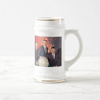 The Apollo 13 Crew Beer Stein