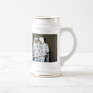 The Apollo 1 Astronauts Beer Stein