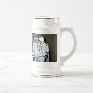 The Apollo 1 Astronauts Coffee Mug