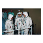 The Apollo 1 Astronauts Posters