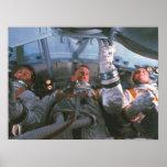 The Apollo 1 Astronauts Print