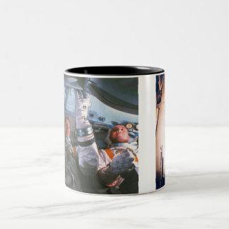 The Apollo 1 Disaster Coffee Mug