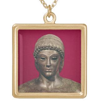 The Apollo of Piombino, head of the statue, found Jewelry