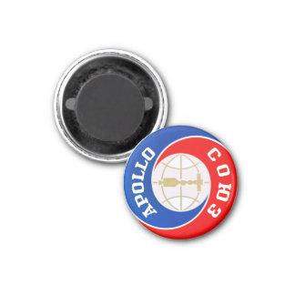 TheApollo–Soyuz  Mission Logo Magnet