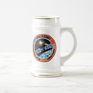 The Apollo–Soyuz Test Project (ASTP) Beer Stein