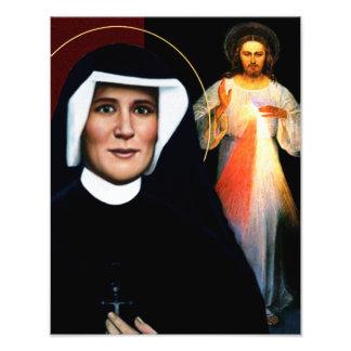 THE APOSTLE OF MERCY PHOTO PRINT