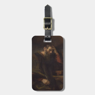 The Apostle Paul, c.1657 (oil on canvas) Bag Tag