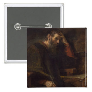 The Apostle Paul, c.1657 (oil on canvas) Buttons