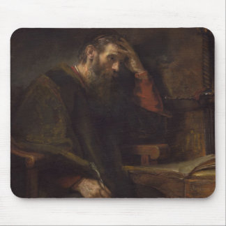 The Apostle Paul, c.1657 (oil on canvas) Mouse Pad