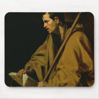 The Apostle St. Thomas, c.1619-20 Mouse Pad