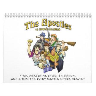 The Apostles Educational Christian Calendar