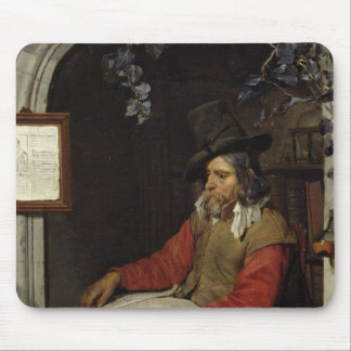 The Apothecary or, The Chemist Mouse Pad
