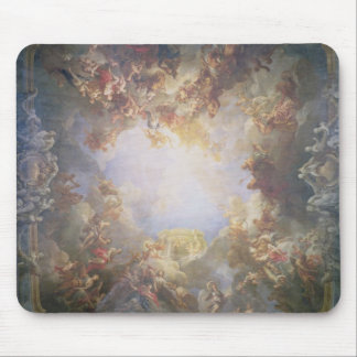 The Apotheosis of Hercules, from the ceiling of Th Mouse Pad