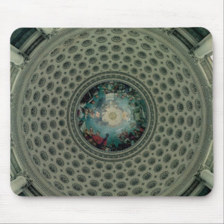 The Apotheosis of St. Genevieve Mouse Pad