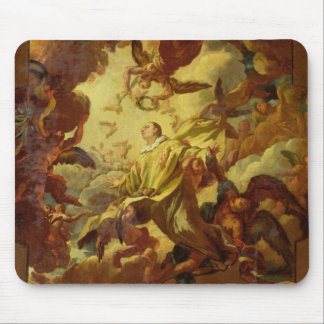 The Apotheosis of St. Stephen Mouse Pad